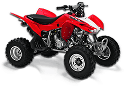 Shop New & Pre-Owned ATVs for sale at Cycle West in Petaluma, CA